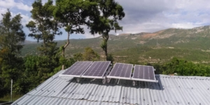 Solar vaccine refrigeration for environmental responsibility through UN Global Compact