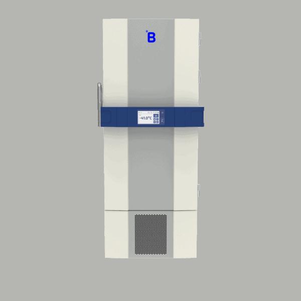 Plasma storage freezer F501 front with door closed