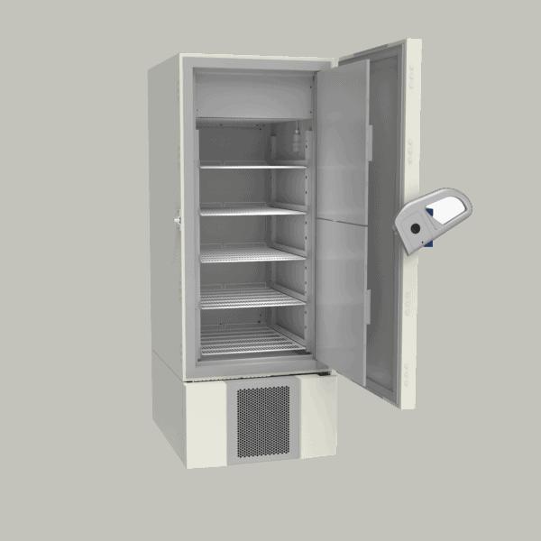 Plasma storage freezer F501