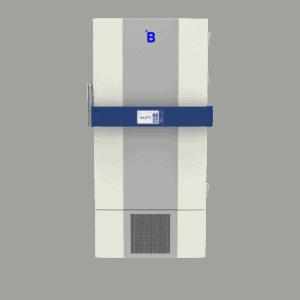 Lab freezer F700 front with door closed