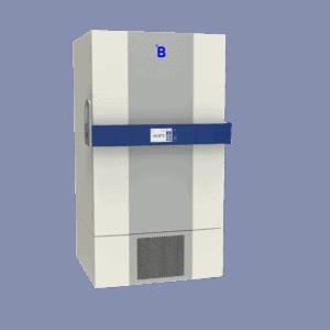 Plasma storage freezer F901 side door closed