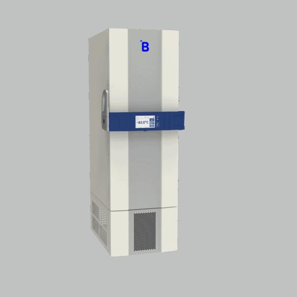 Ultra-low freezer U401 side with door closed