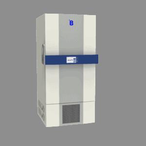 Ultra-low freezer U701 side with door closed