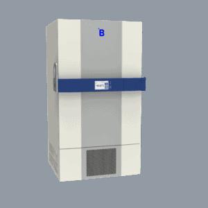 Ultra-low freezer U901 side with door closed