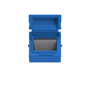 Medical transport box MT2 with top open