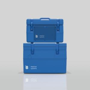 Cajas de Transporte Médico