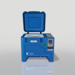 Refrigeradores y congeladores para vacunas