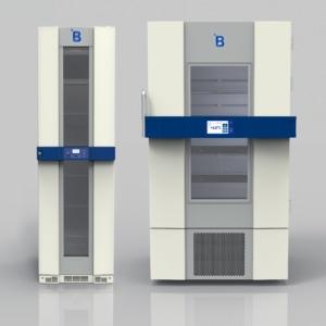 Réfrigérateurs de banque de sang